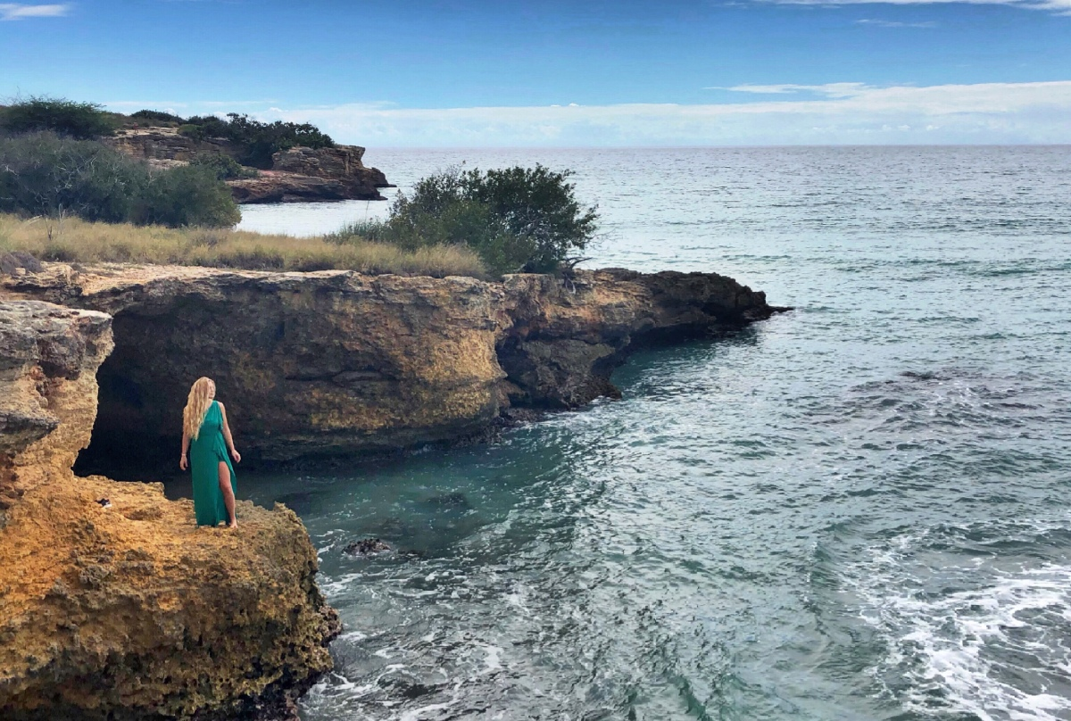 Where The Green Dress Travels: To The West Coast of Puerto Rico